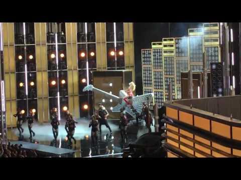 Britney Spears Billboard Music Awards Medley 2016