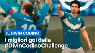 I migliori gol della #DivinCodinoChallenge | Netflix Italia