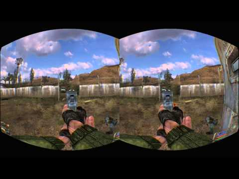 S.T.A.L.K.E.R. SoC with Oculus Rift by AnanasBe