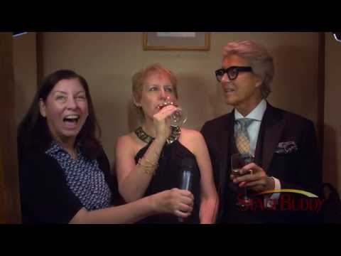 """Liz Callaway and Tommy Tune - StageBuddy's """"Broadway Confessional"""""""
