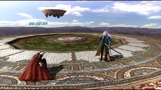 DMC4SE Sons of Sparda vs the Order of the Sword
