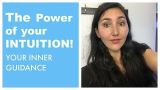 The Power of Your Inner Voice| Listenting To Your Intuition