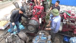 Tiếng ..Turbo - Động Cơ - 360 mã lực Hàn Quốc gầm Rú...QUÁ HAY!!!360hp Turbo engine roars