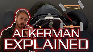 How does Ackerman Steering actually work? Pro and Anti Ackerman Explained