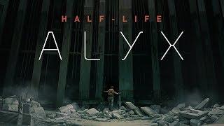 Half-Life: Alyx - Trailer di annuncio