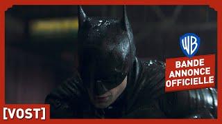 The batman :  teaser VOST