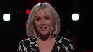 Chloe Kohanski The Voice (2017) stolen by Blake Shelton