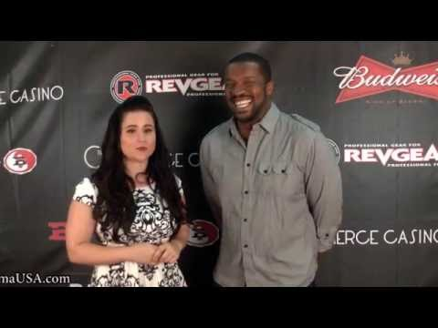 Roger Cross Badbeat 20 Red Carpet Interview