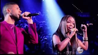 2015 Billboard Awards - Empire Cast Sings Conqueror & You're So Beautiful