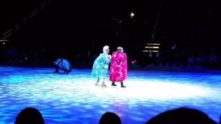 Love will thaw! Disney on Ice. FROZEN