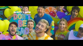 SCOTTY SIRE - DON'T BE SAD (Official Music Video)