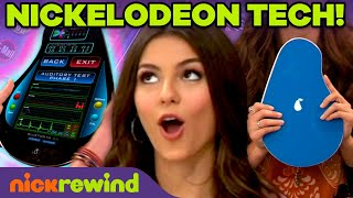 Tech in Nick Shows You Wish Were Real 📱 Zoey 101 Tek-Mates to Victorious Pear Phones