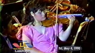 Tchaikovsky Violin Concerto in D op 35 Violinist: Michelle Kim