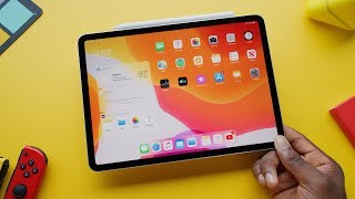 iPad OS Impressions: They Listened!