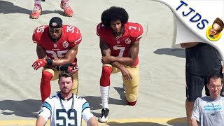 Shocker: Green Beret Convinced Kaepernick To Kneel During Anthem