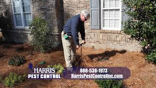 Harris Pest Control, Intelligent Choice Service Plan