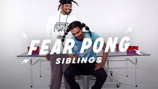 Brothers Play Fear Pong (Duranged vs. Brajoro)   Fear Pong   Cut