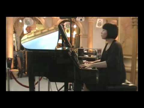 花火(阿信,丁噹)piano version@杏花新城