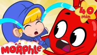 Mila The BABY is CRYING!! - My Magic Pet Morphle   Cartoons For Kids   Morphle TV   BRAND NEW