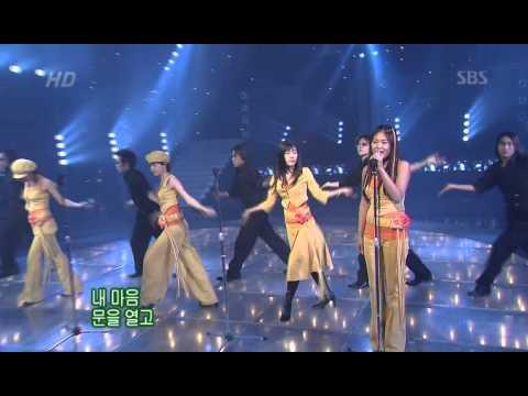 핑클 Fin K L - 영원 (Live, 2002) [HD]