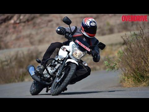 Bajaj V15 - First Ride Review