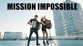 B&B Project - Mission Impossible - Folk cover version.