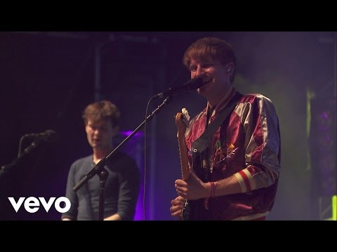 Glass Animals - Black Mambo (Live from Coachella 2015)