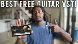 THIS IS THE BEST FREE GUITAR VST