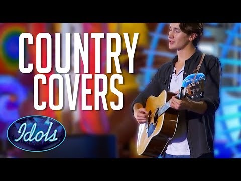 BEST COUNTRY Auditions on American Idol 2018!   Idols Global