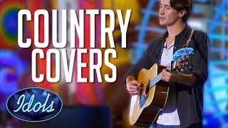 BEST COUNTRY Auditions on American Idol 2018! | Idols Global