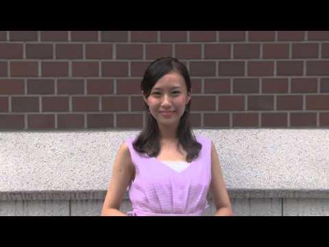 ミス成蹊コンテスト2014 Entry No,1 神田亜衣子