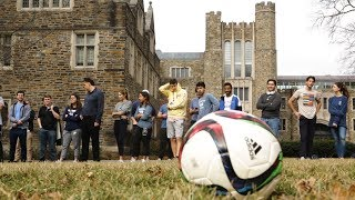 Soccer Politics Course Offers Duke Students a Global Experience video