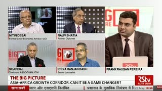 The Big Picture - Asia-Africa growth corridor... can it be a game changer?