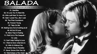 Balada Romantica en Ingles de los 70 80 y 90 - Romanticas Viejitas en Ingles 70's 80's y 90's