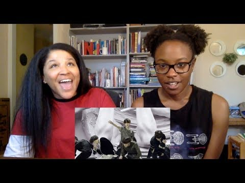 BTS FAKE LOVE MV Reaction