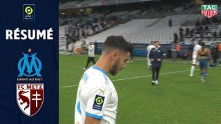OLYMPIQUE DE MARSEILLE - FC METZ (1 - 1) - Résumé - (OM - FCM) / 2020-2021