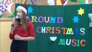 Konkurs kolęd i piosenek o tematyce bożonarodzeniowej w języku angielskim