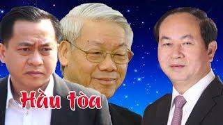 CTN Trần Đại Quang sắp phải hầu tòa cùng Vũ Nhôm-dự báo trước một phiên tòa kinh thiên động địa
