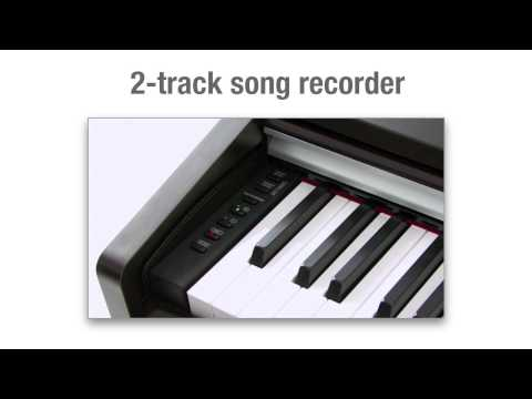 Yamaha ydp 142 digital piano cherry keyboards digital for Yamaha dgx640c digital piano cherry