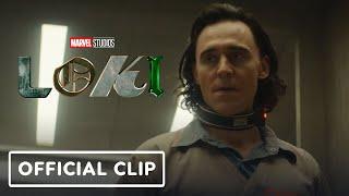 Marvel Studios' Loki - 'Introducing Agent Mobius' Clip (2021) Tom Hiddleston, Owen Wilson