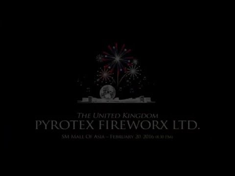Philippine International Pyromusical Competition  2016