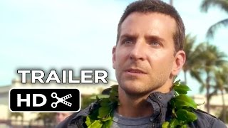 Aloha Official Trailer #1 (2015) - Bradley Cooper, Emma