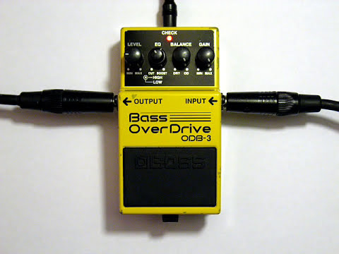 Boss Odb 3 : pepe boss odb 3 bass overdrive demo youtube ~ Hamham.info Haus und Dekorationen