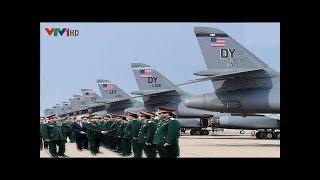 Trung Quốc hoảng hốt khi 140 chiếc F35 Mỹ cho đã về tới Việt Nam bảo vệ chủ quyền Biển Đông