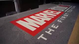 Marvel Studios: Ten Years of Heroes in Singapore!
