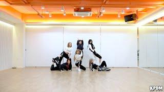 EVERGLOW - LA DI DA Dance Practice (Mirrored)