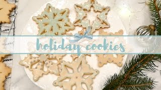 HOLIDAY COOKIES!! | Tess Florio
