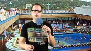 Pat Tours the Weezer Cruise ship