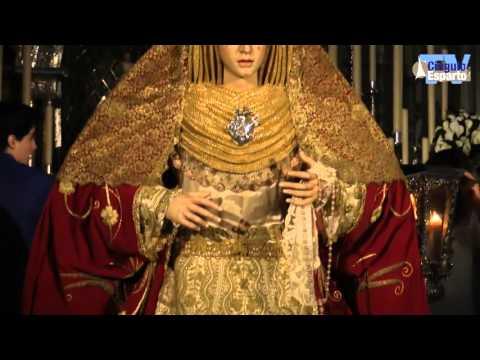Besamanos de Nuestra Señora del Amparo de la Misión