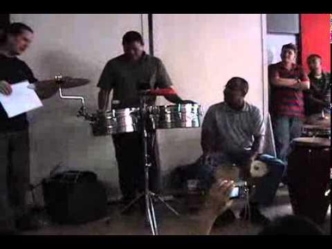 Percusión Latina (Taller): I parte